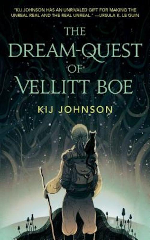 The Dream-Quest of Vellitt Boe, Paperback