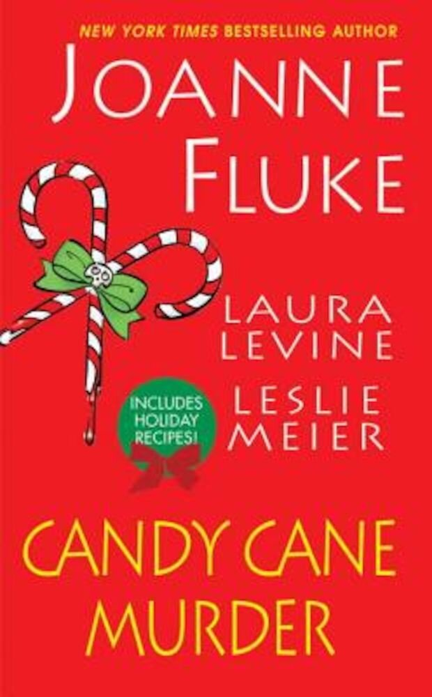 Candy Cane Murder, Paperback