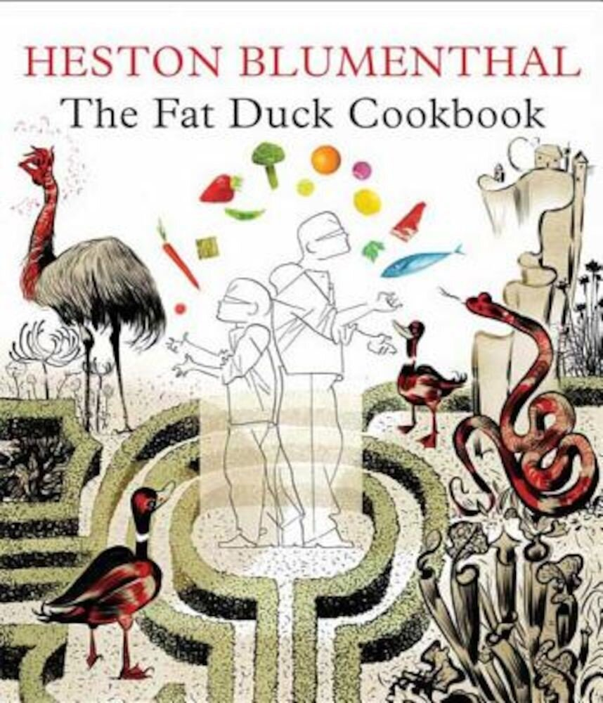 The Fat Duck Cookbook, Hardcover