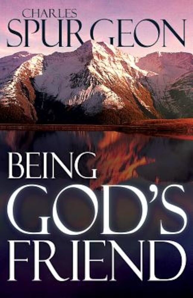 Being God's Friend, Paperback