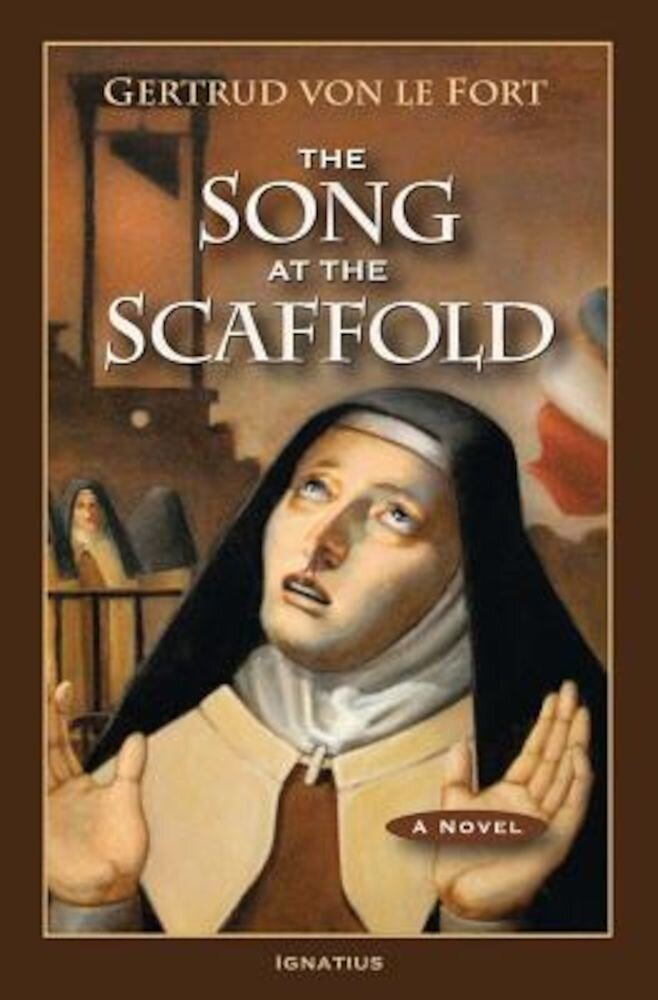 The Song at the Scaffold, Paperback