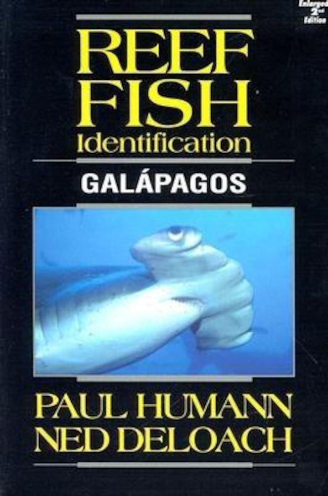 Reef Fish Identification Galapagos, Paperback