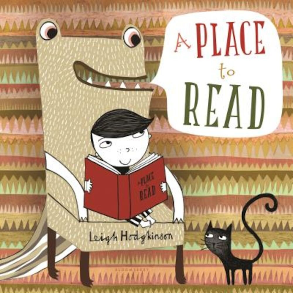 A Place to Read, Hardcover