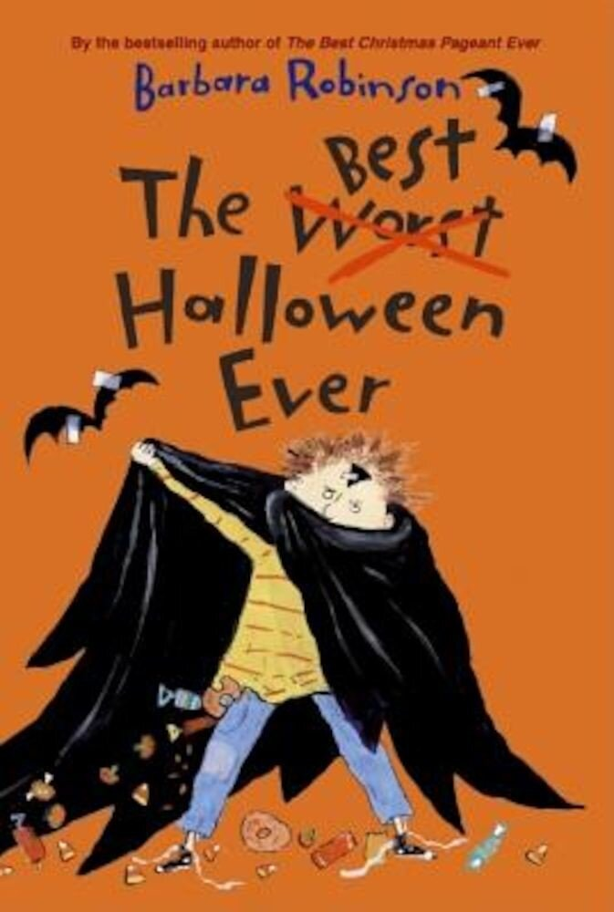 The Best Halloween Ever, Paperback