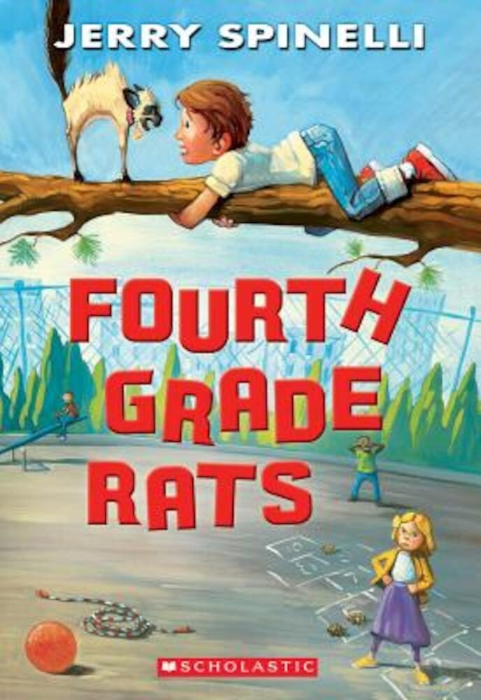 Fourth Grade Rats, Paperback