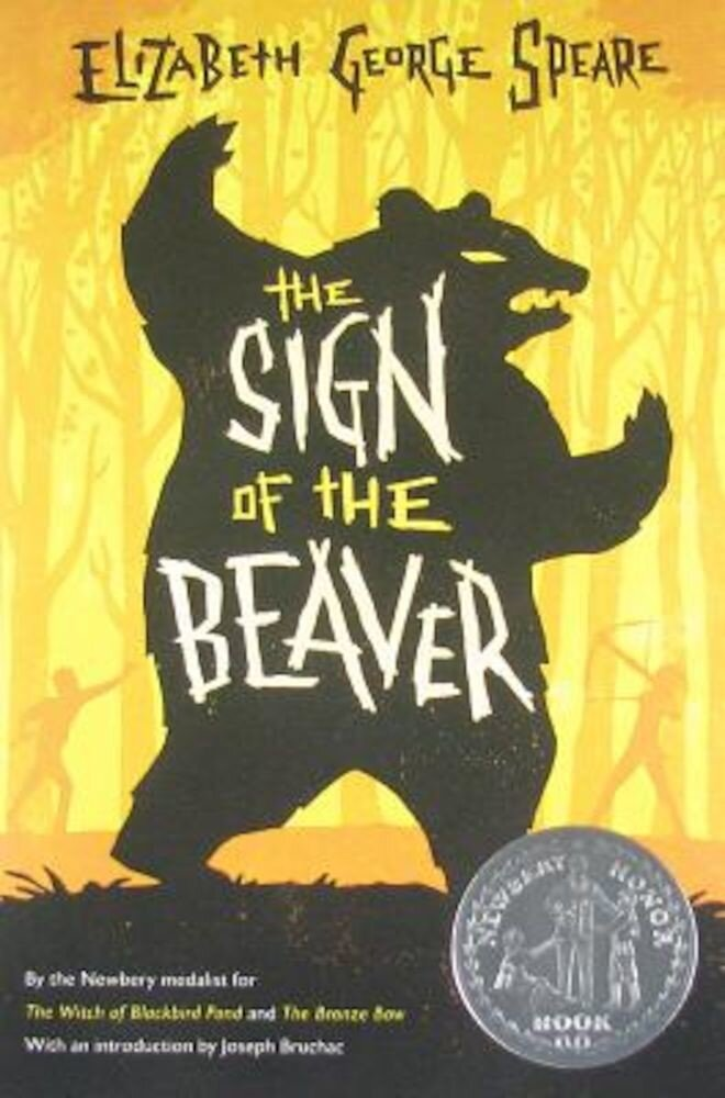The Sign of the Beaver, Paperback