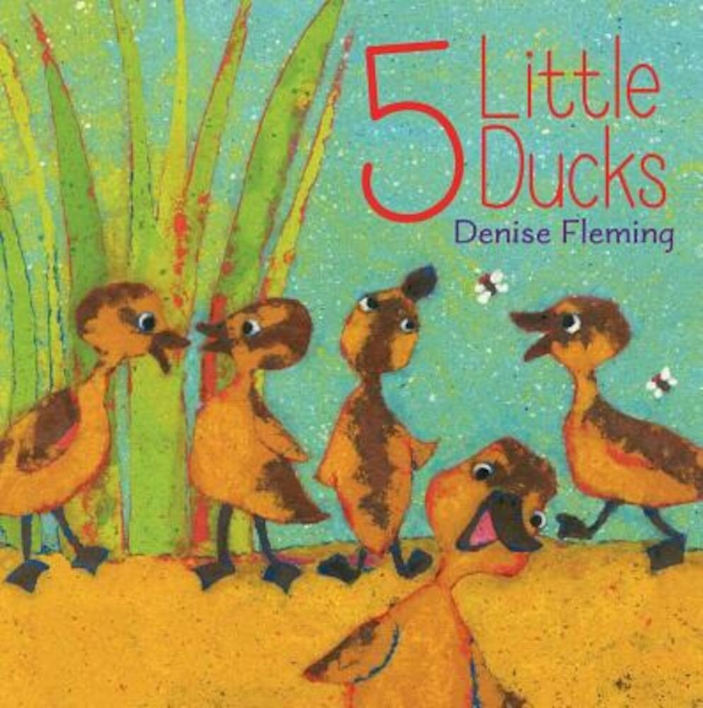 5 Little Ducks, Hardcover