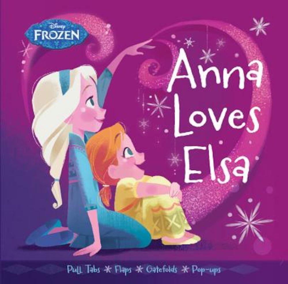 Anna Loves Elsa, Hardcover