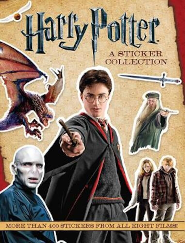Harry Potter: A Sticker Collection, Paperback