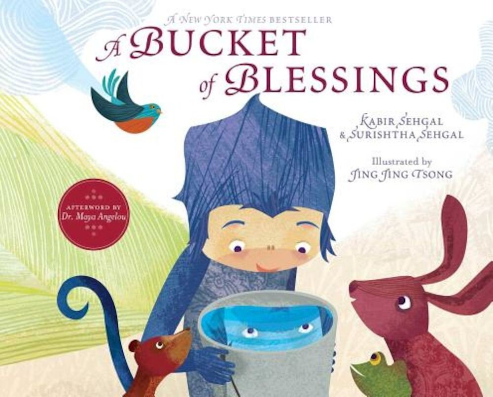 A Bucket of Blessings, Hardcover