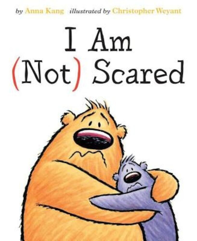 I Am Not Scared, Hardcover
