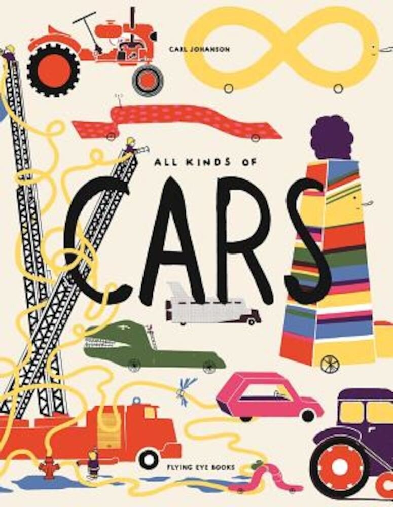 All Kinds of Cars, Hardcover