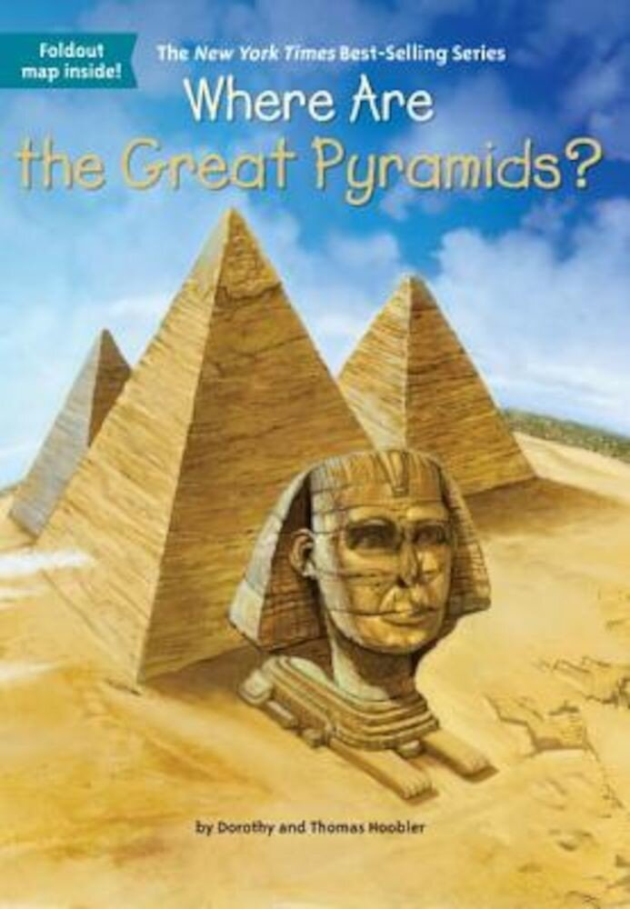 Where Are the Great Pyramids?, Paperback