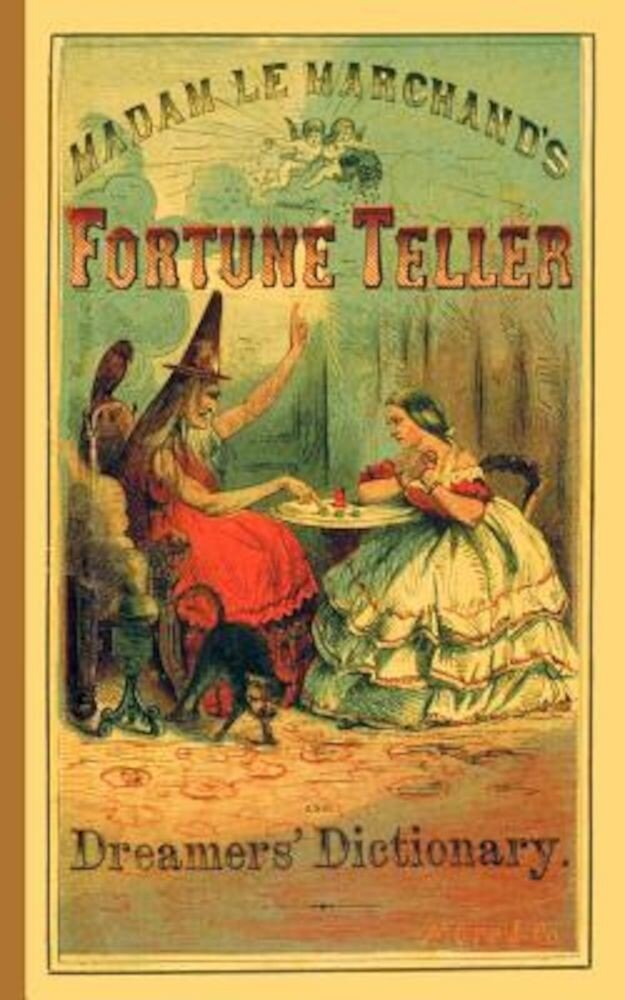 Fortune Teller and Dreamer's Dictionary, Paperback