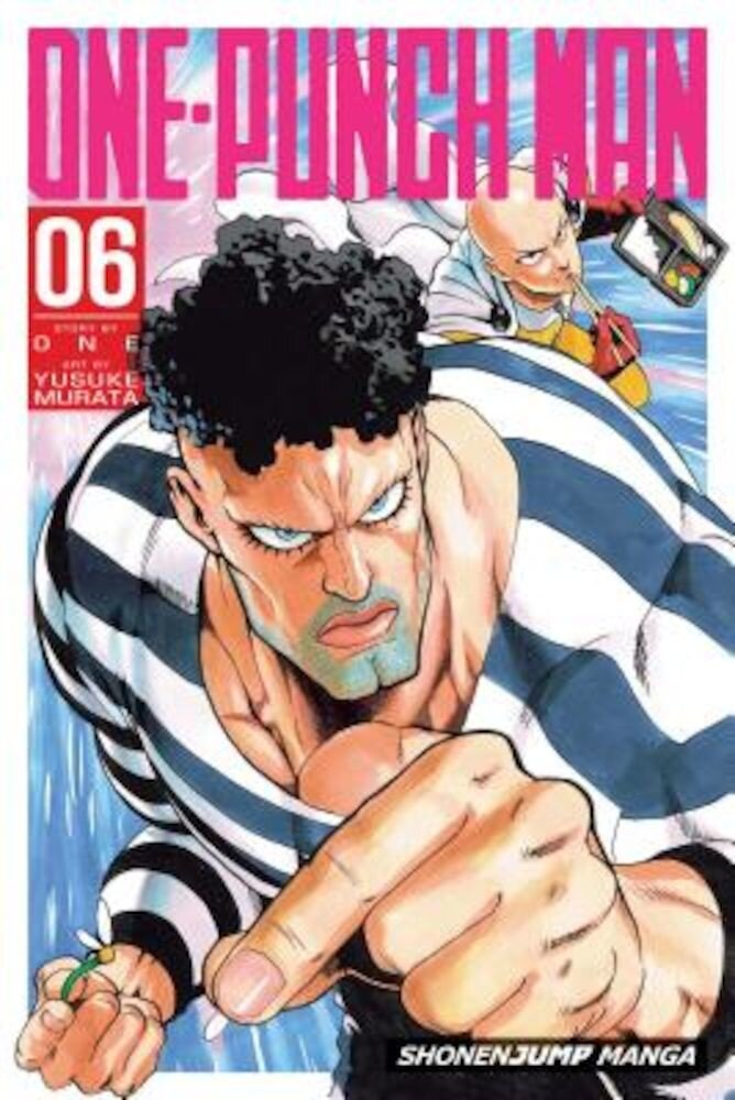 One-Punch Man, Vol. 6, Paperback