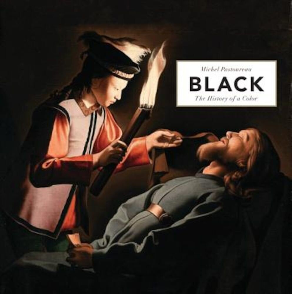 Black: The History of a Color, Hardcover