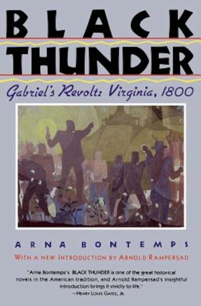Black Thunder: Gabriel's Revolt: Virginia, 1800, Paperback