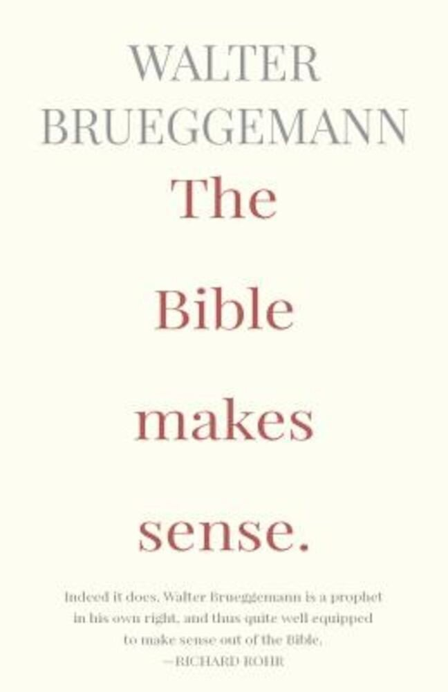The Bible Makes Sense, Paperback