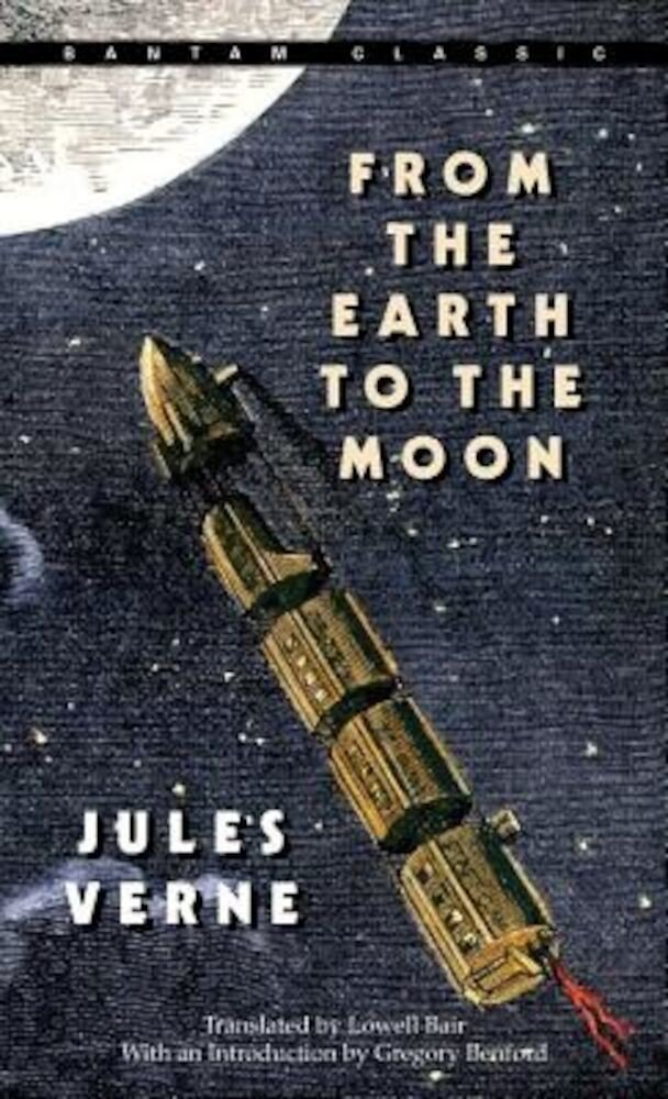 From the Earth to the Moon, Paperback