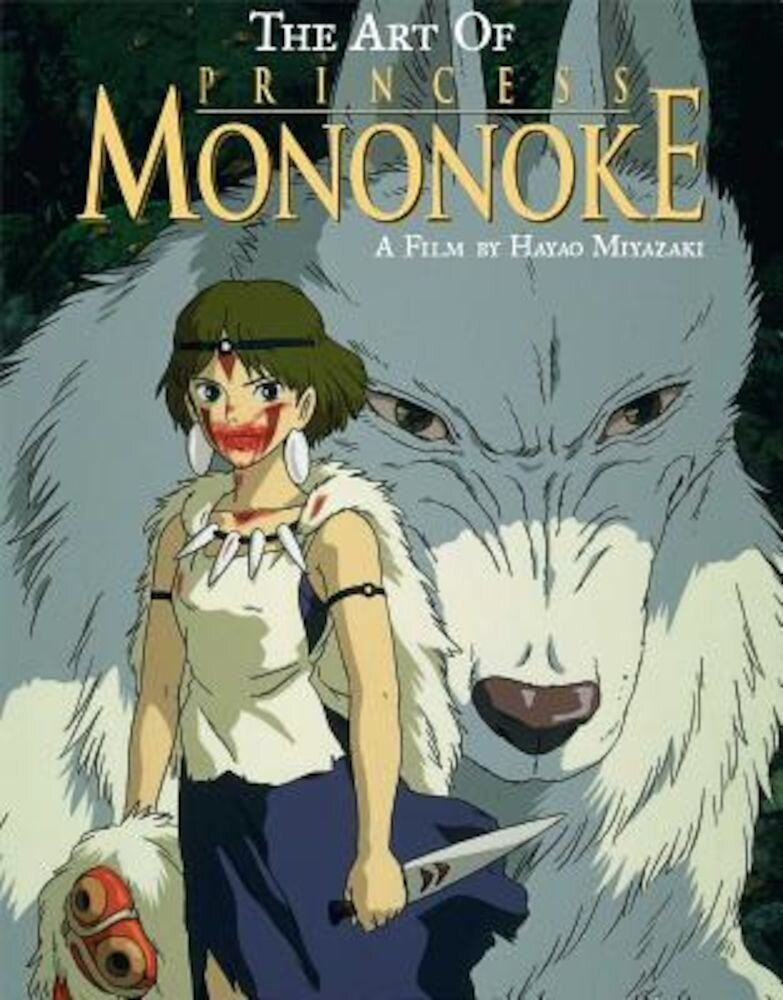 The Art of Princess Mononoke, Hardcover