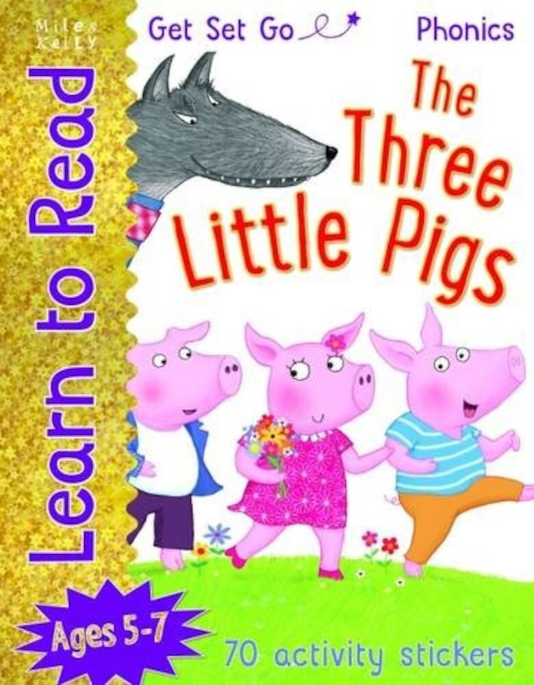 Gsg: Learn To Read: 3 Little Pigs