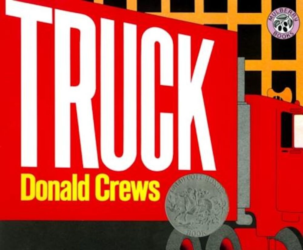 Library Book: Truck, Paperback
