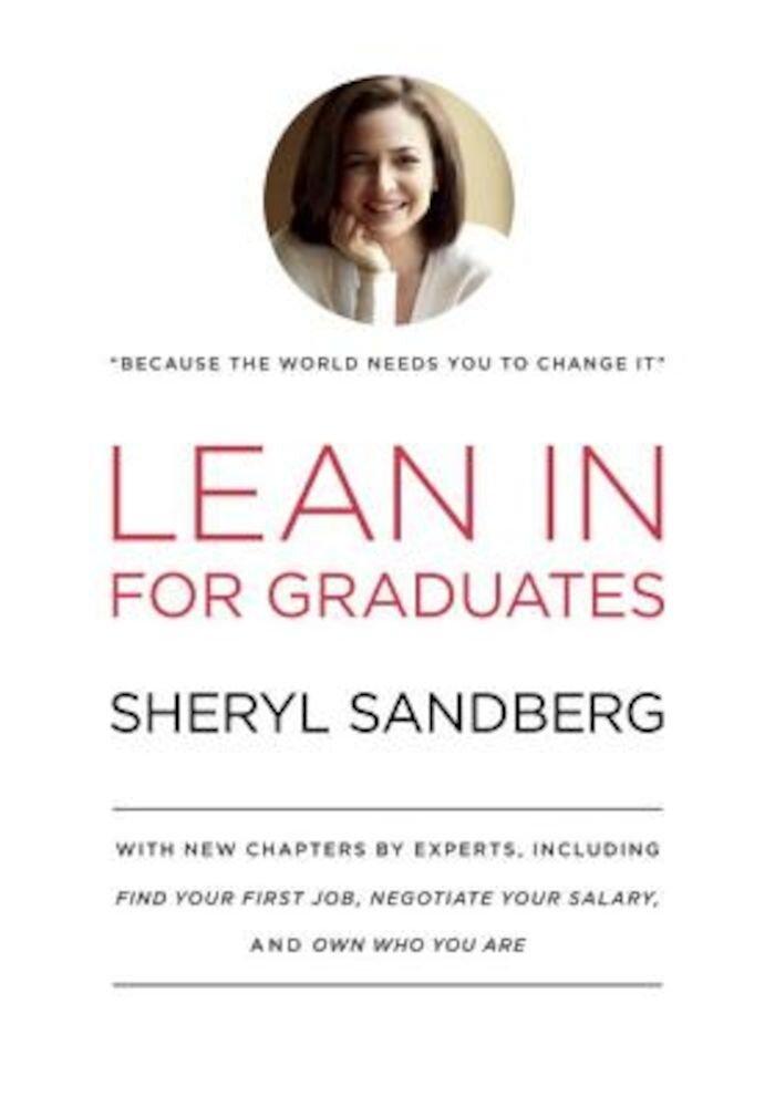 Lean in for Graduates, Hardcover