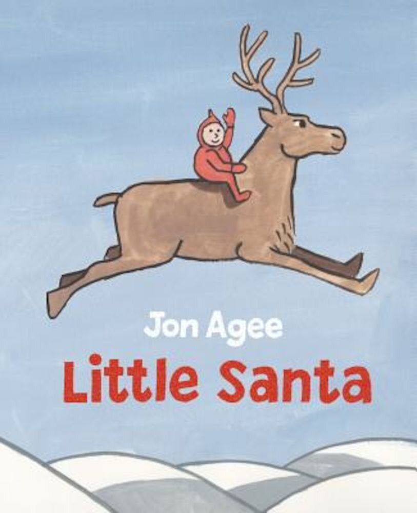 Little Santa, Hardcover