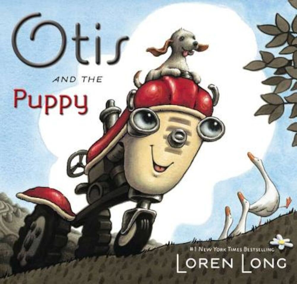 Otis and the Puppy, Hardcover