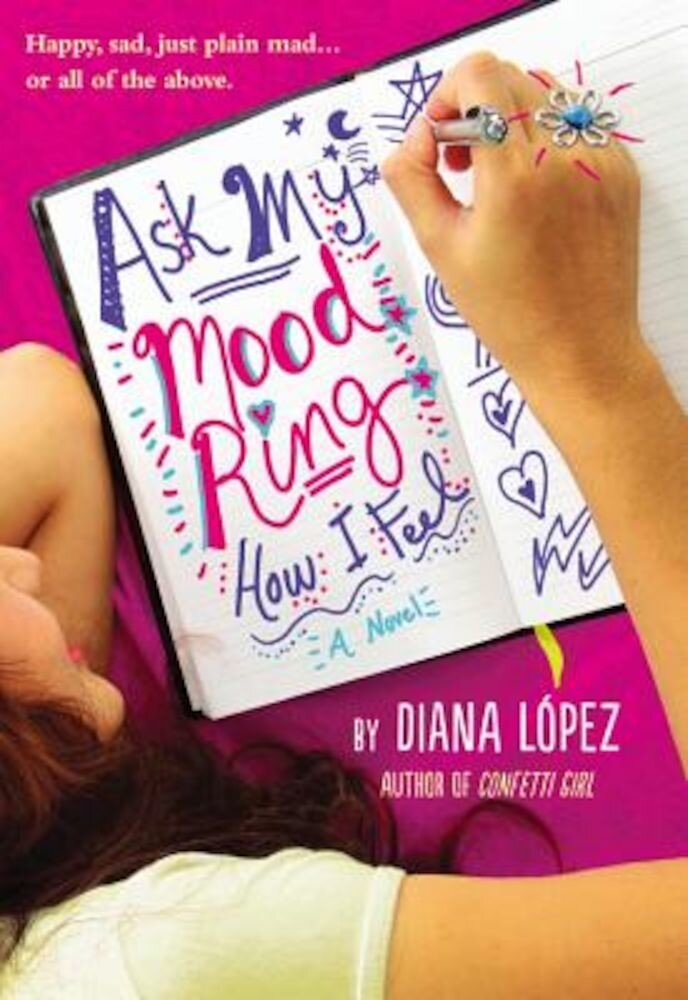 Ask My Mood Ring How I Feel, Paperback