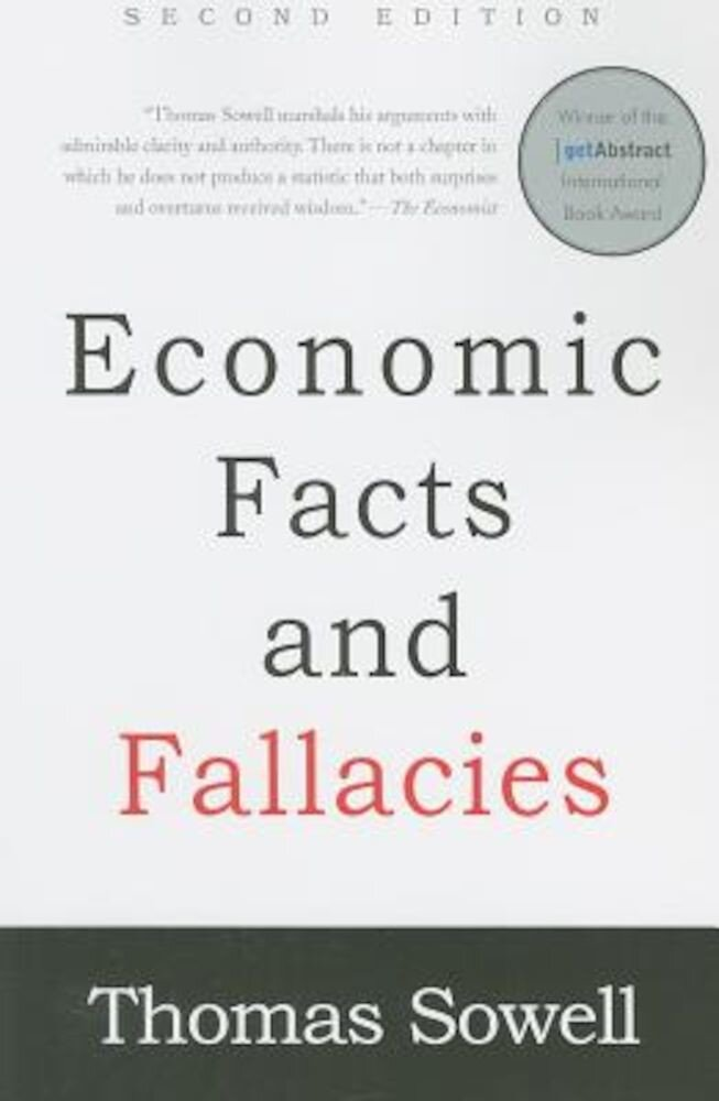 Economic Facts and Fallacies, Paperback