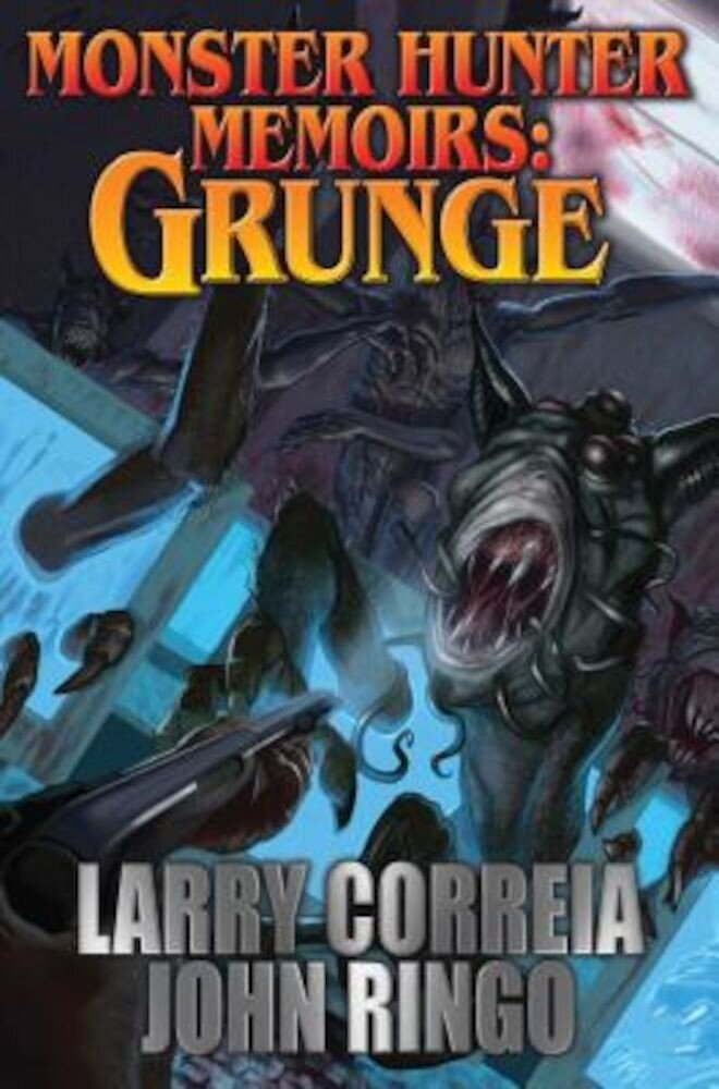 Monster Hunter Memoirs: Grunge, Hardcover