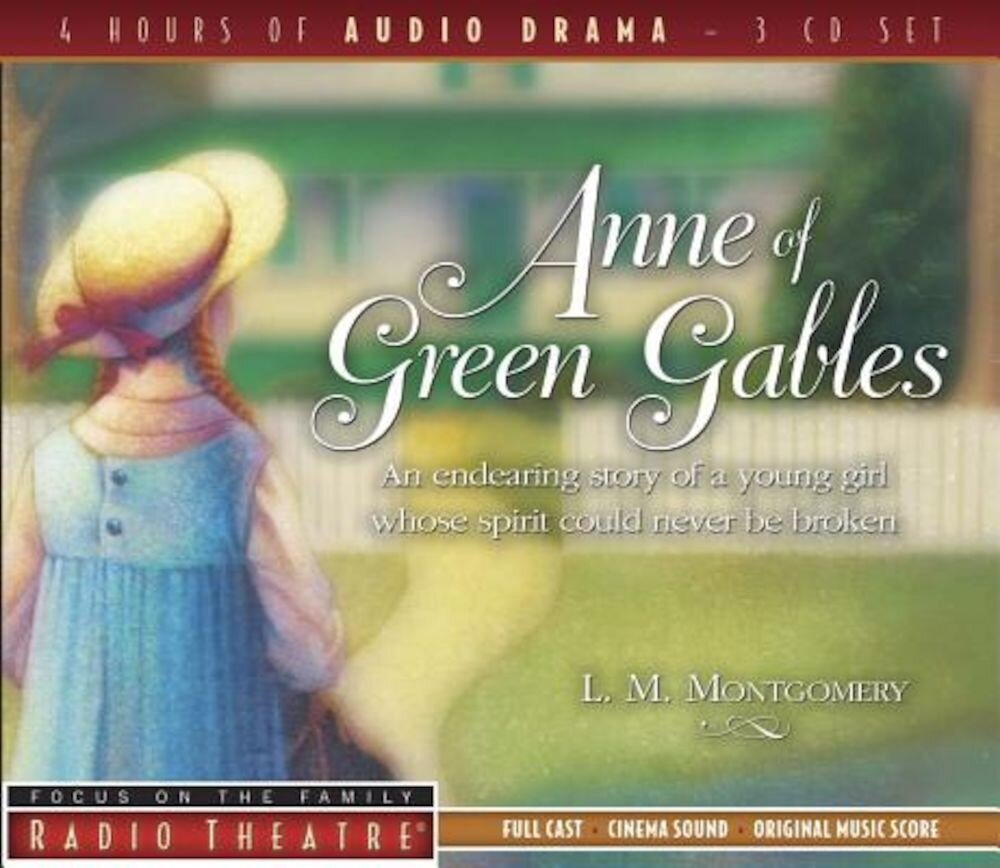 Anne of Green Gables, Audiobook