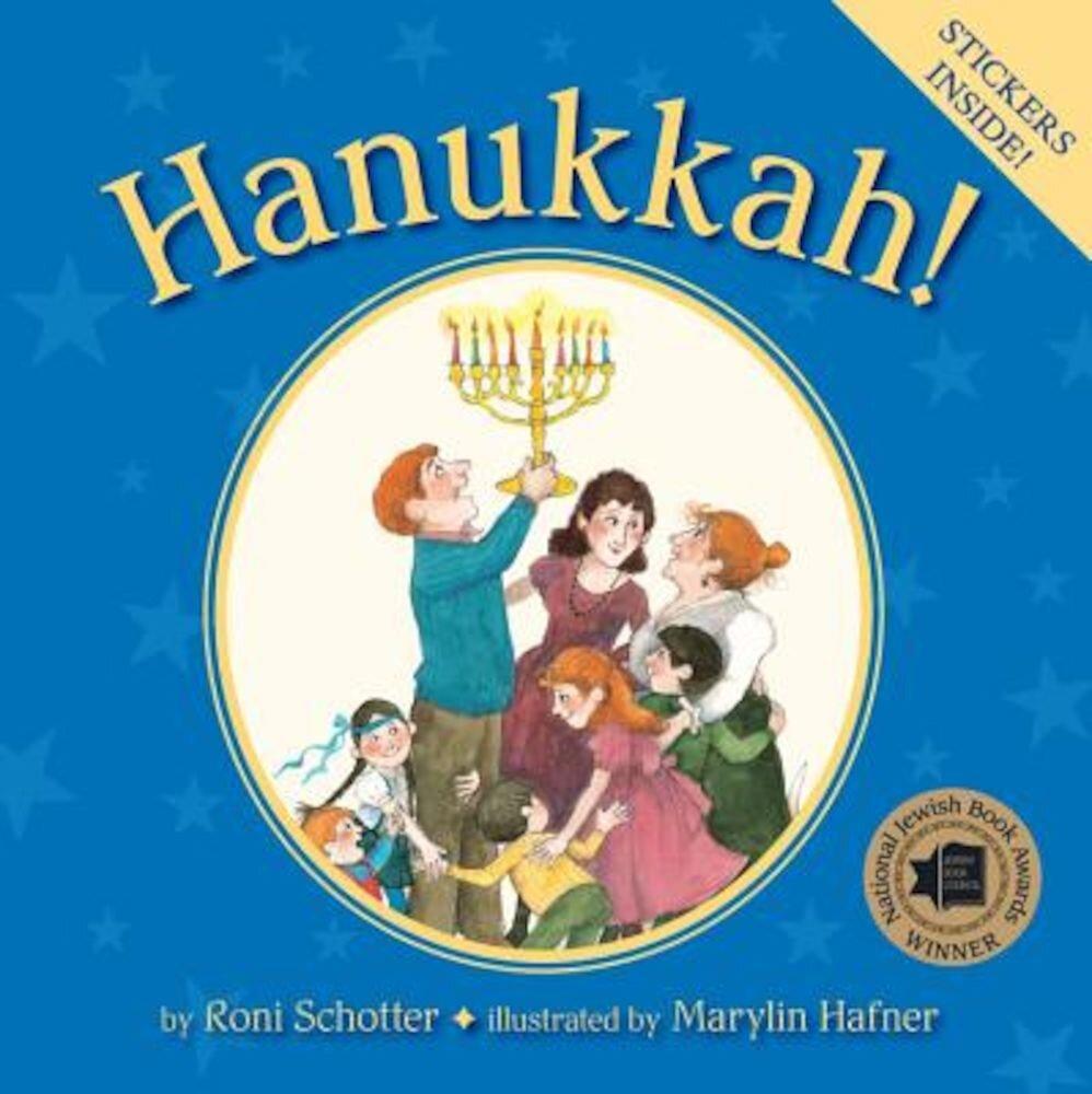 Hanukkah!, Paperback