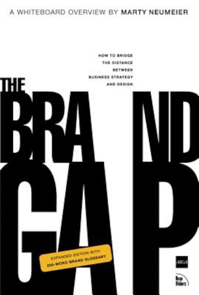 The Brand Gap: Revised Edition, Paperback