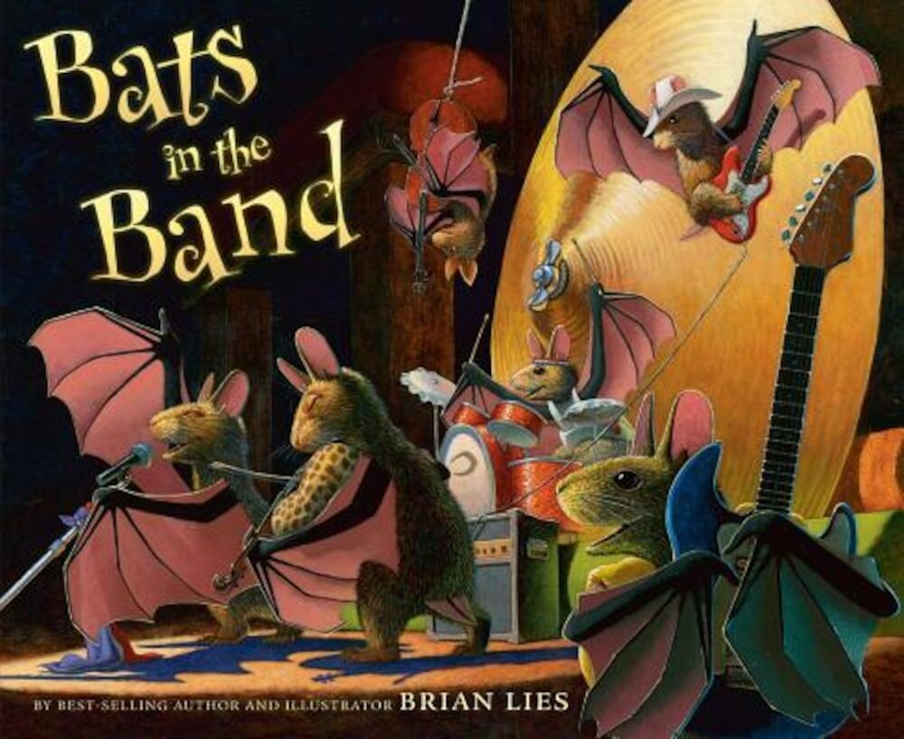 Bats in the Band, Hardcover