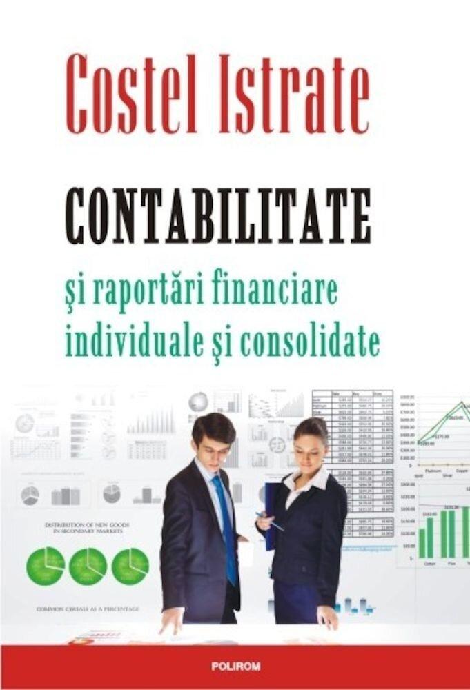 Coperta Carte Contabilitate si raportari financiare individuale si consolidate
