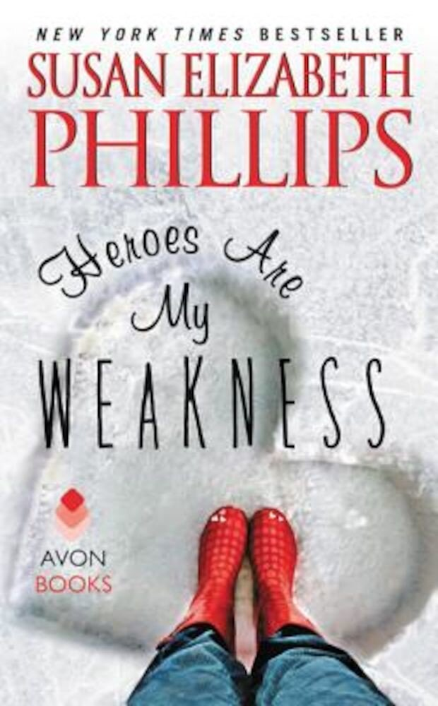 Heroes Are My Weakness, Paperback