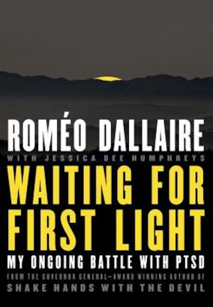 Waiting for First Light: My Ongoing Battle with Ptsd, Hardcover