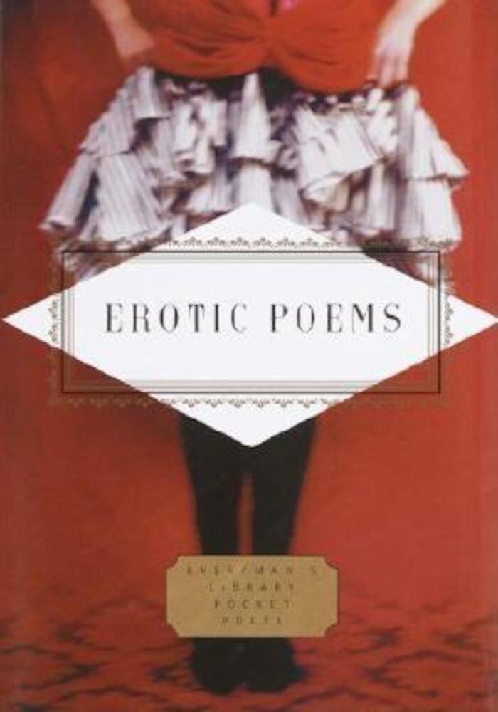 Erotic Poems, Hardcover