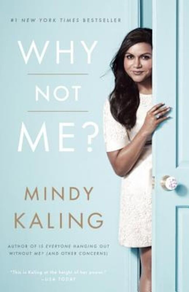 Why Not Me?, Paperback
