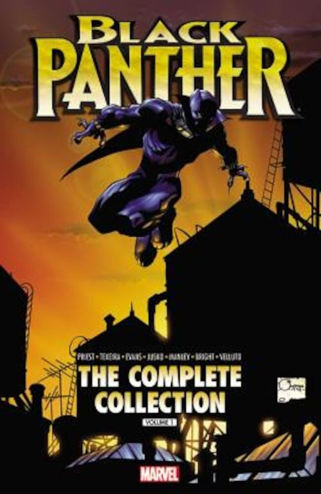 Black Panther: The Complete Collection, Volume 1, Paperback