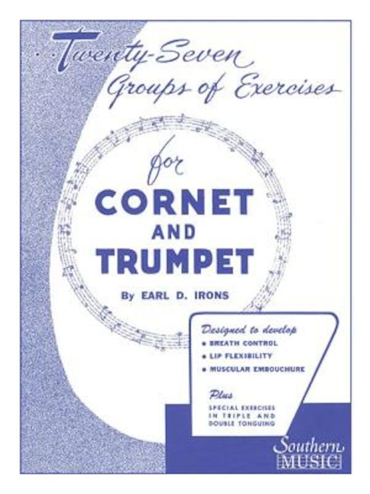 27 Groups of Exercises: Trumpet, Paperback