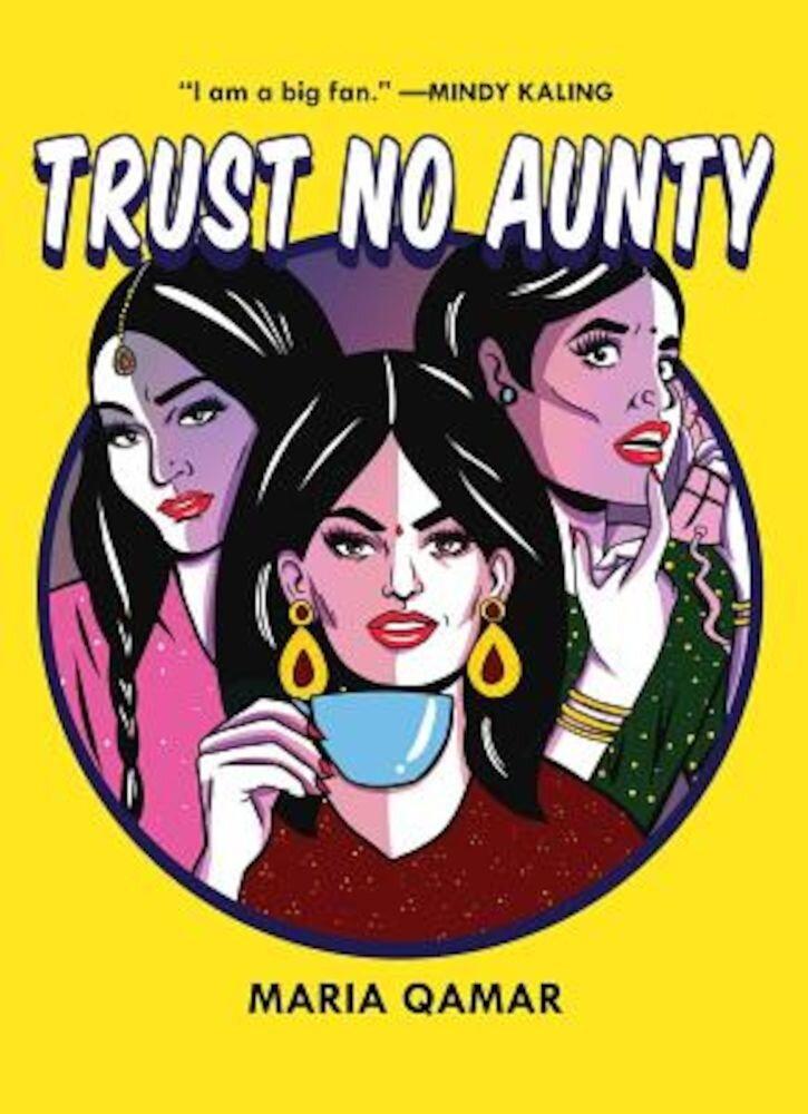 Trust No Aunty, Hardcover