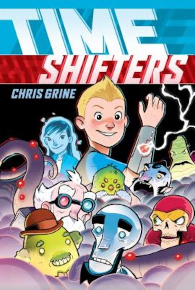 Time Shifters, Hardcover
