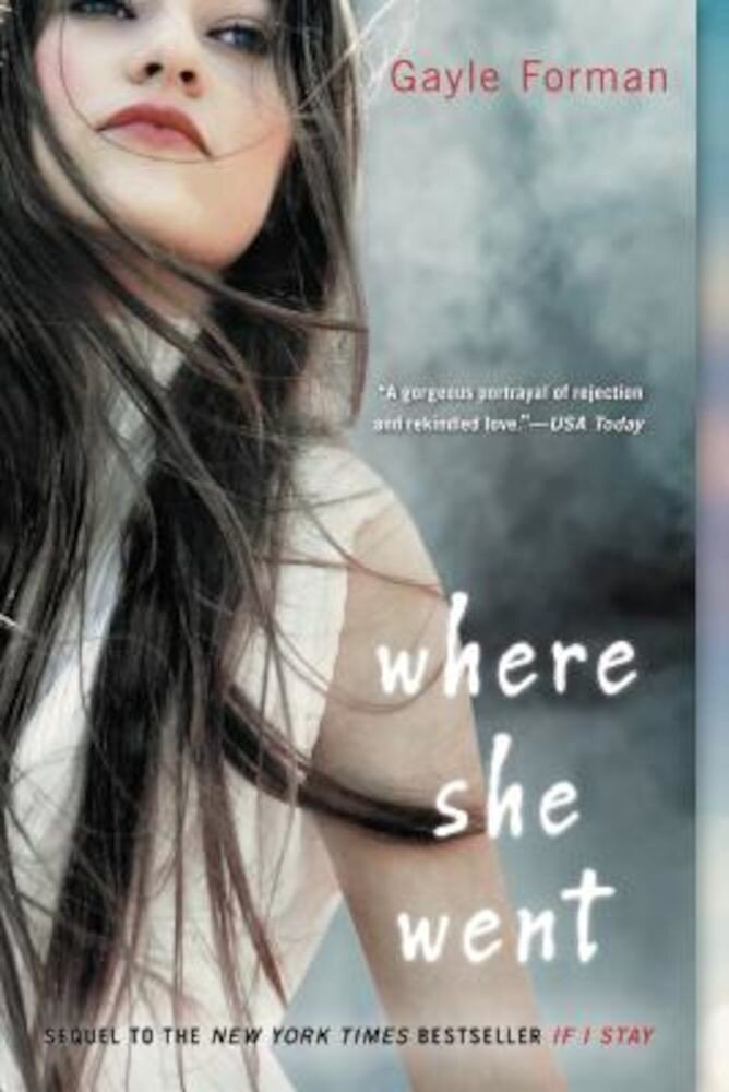 Where She Went, Paperback