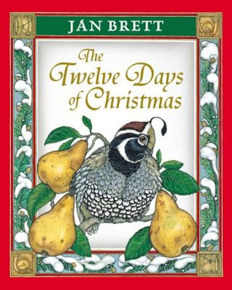 The Twelve Days of Christmas, Hardcover