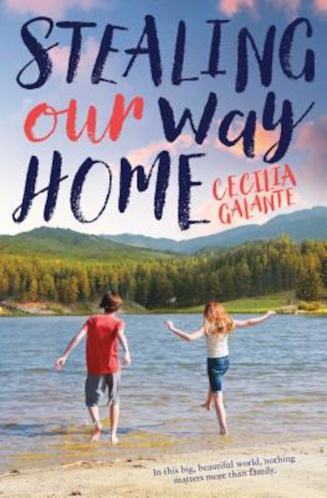 Stealing Our Way Home, Hardcover