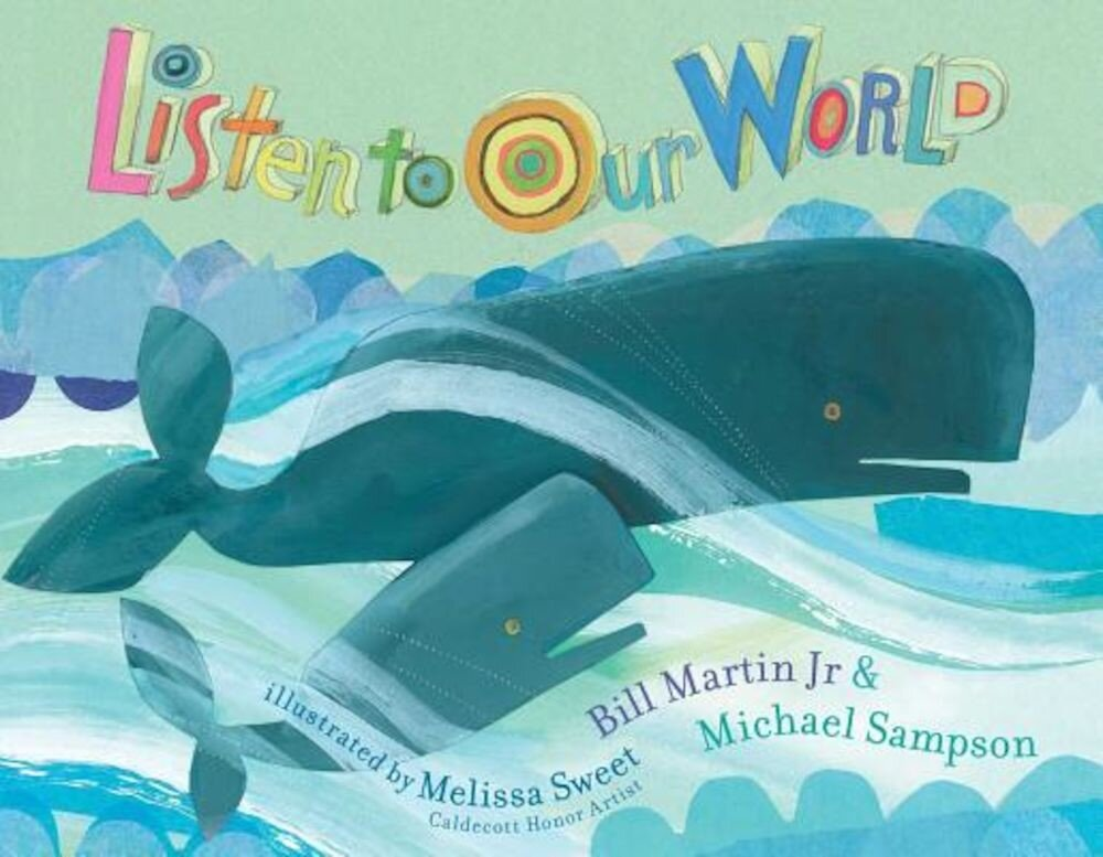 Listen to Our World, Hardcover