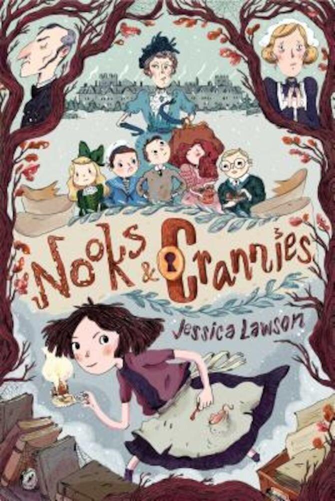 Nooks & Crannies, Paperback